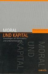 Moral und Kapital